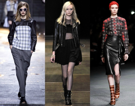 Trend-Report-Punk-x-Grunge-French-Wardrobe-Collage-Catwalk