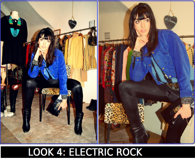 entête Look 4 electric rock
